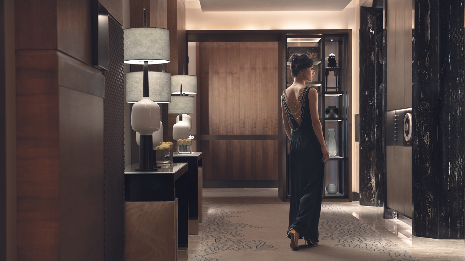 Suite Lifestyle au Raffles