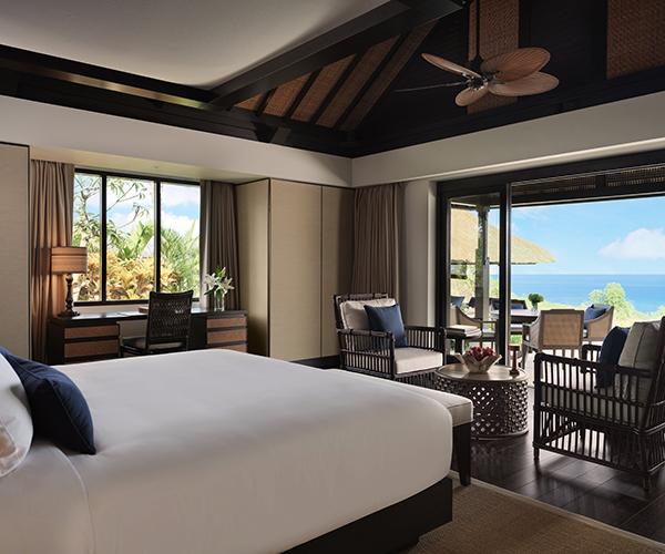 Ocean Pool Villa Raffles Bali Raffles Hotels Resorts