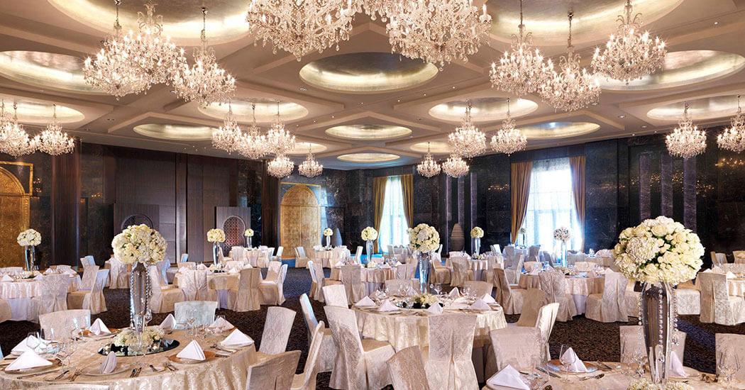 Weddings Raffles Dubai Raffles Hotels Resorts