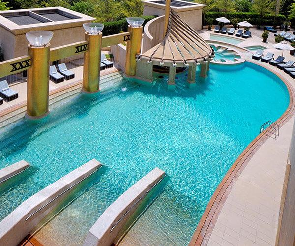 Raffles Spa - Raffles Dubai - Raffles Hotels & Resorts