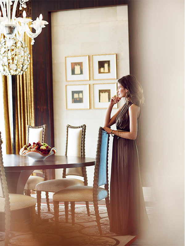 Raffles Dubai - Luxury Hotel in Dubai - Raffles Hotels & Resorts