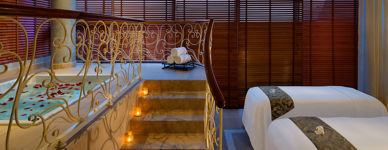 Dubai spa luxury hotel spa in dubai raffles dubai for Best spa hotel dubai