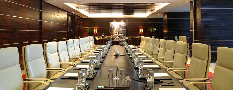 Конференц-залы «Raflles» в отеле Raffles Dubai
