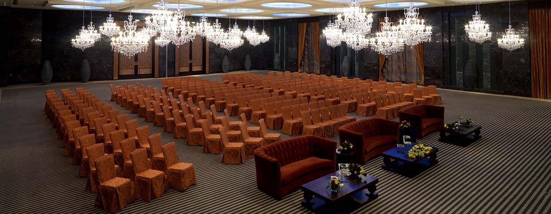 Банкетный зал Raffles