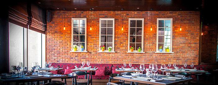 Итальянский ресторан и бар «Solo»