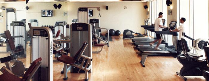 عضوية باقة الصحة واللياقة في فندق رافلز دبي