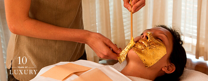 Egyptian Gold & Caviar Facial