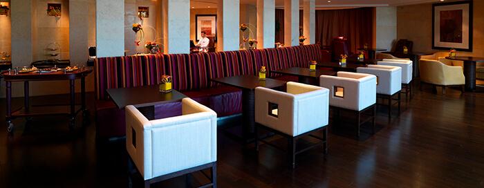 Клубная гостиная «Raflles» в отеле Raffles Dubai