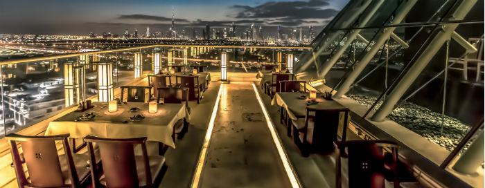 Рестораны Raffles