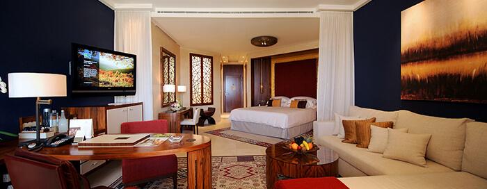 Клубный номер «Raffles» в отеле Raffles Dubai