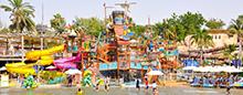 Аквапарки — Raffles Dubai