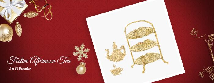 Festive Afternoon Tea & Advent Calendar