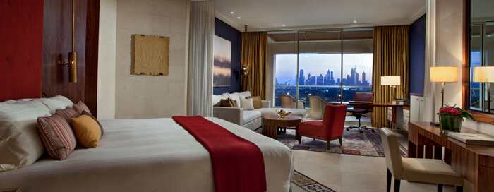 Bed & Breakfast Offer at Raffles Dubai