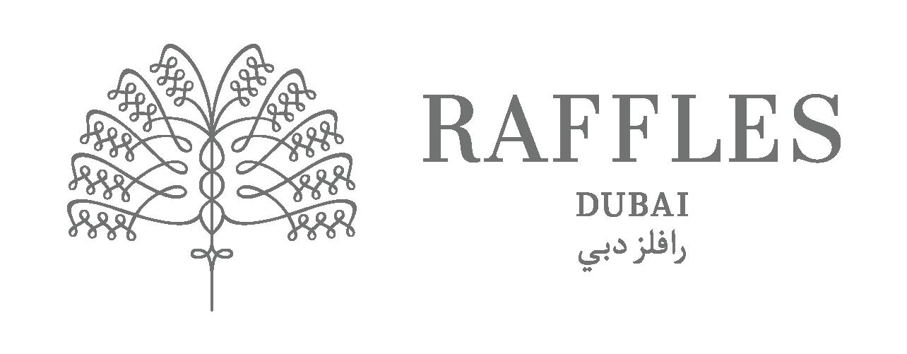 Raffles Dubai - Главная страница