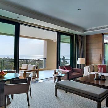 Люкс «Premium» с видом на залив