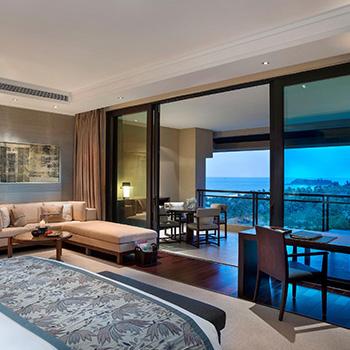 Grand Ocean View Zimmer