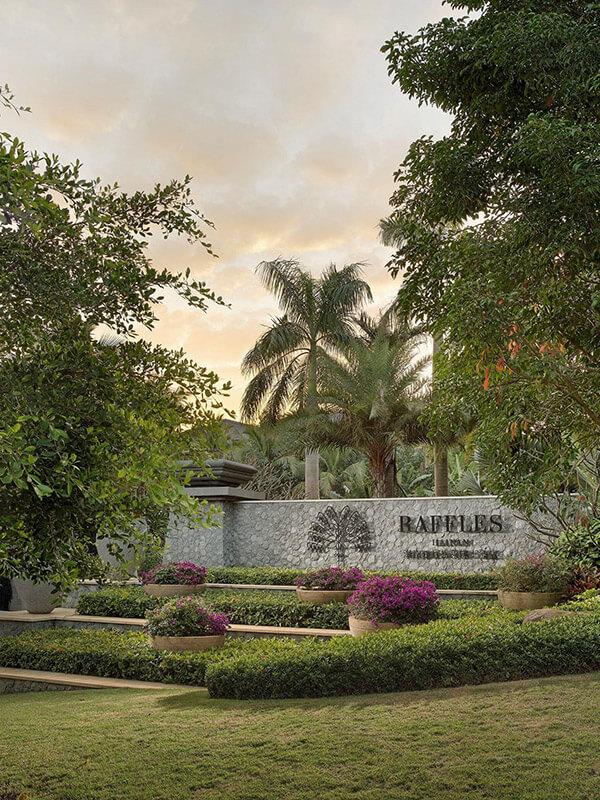 Raffles Hainan - Luxury Hotel in Hainan - Raffles Hotels