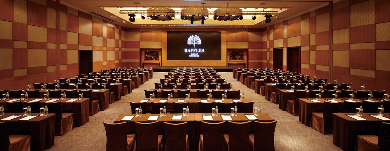 Банкетный зал «Raffles» в Raffles Hainan
