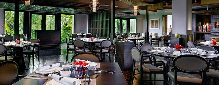 «Baiwei» (китайский ресторан) в Raffles Hainan