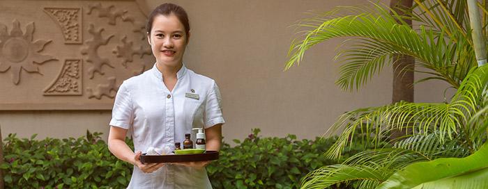 Услуги в Raffles Hainan