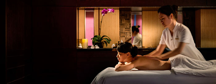 «Relax & Restore» в Raffles Hainan