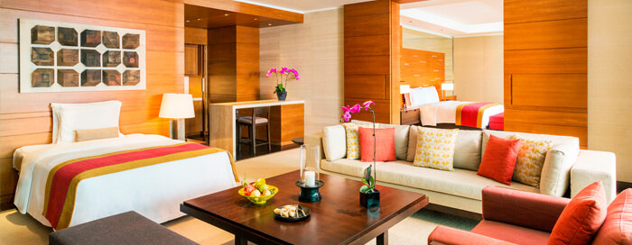 Grand Family Room at Raffles Hainan