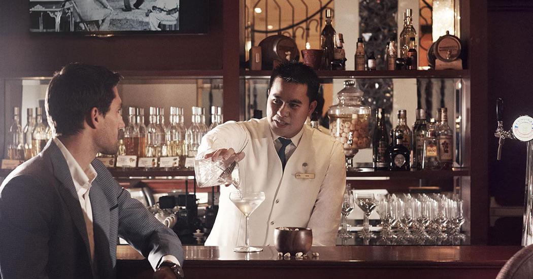 Long Bar – Signature-Cocktail
