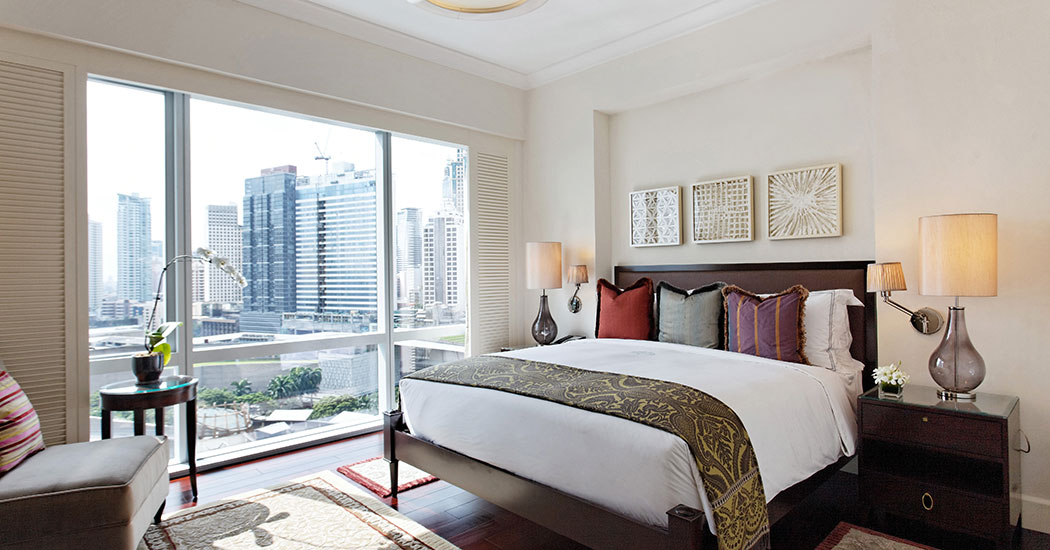 One Bedroom Raffles Residence Raffles Makati Raffles Hotels