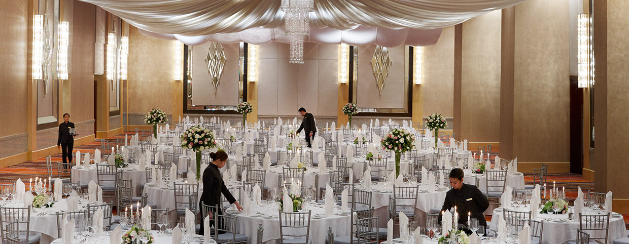 Weddings at Raffles Makati