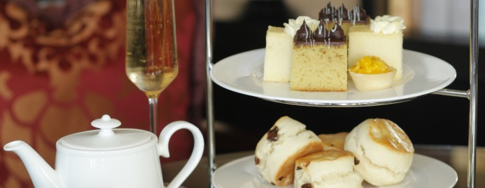 Simply Classic Afternoon Tea at Raffles Makati