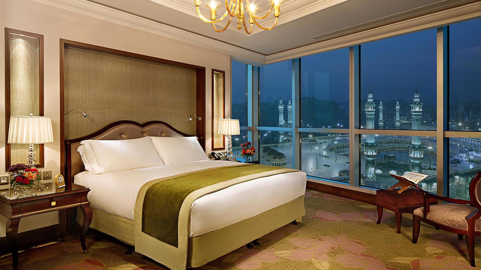 Raffles Makkah Palace Luxury Hotel In Makkah Raffles Hotels