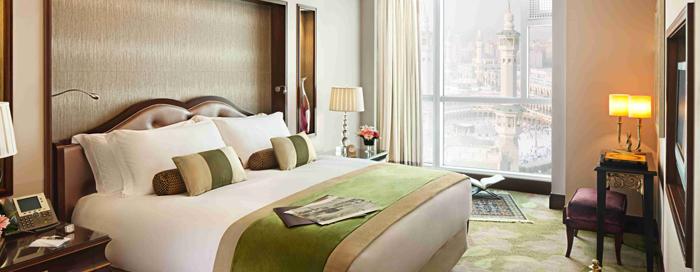 باقة أشرقت الشمس في فندق رافلز مكة