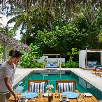 Beach Pool Residence