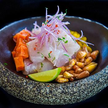 Yuzu, Nikkei Cuisine