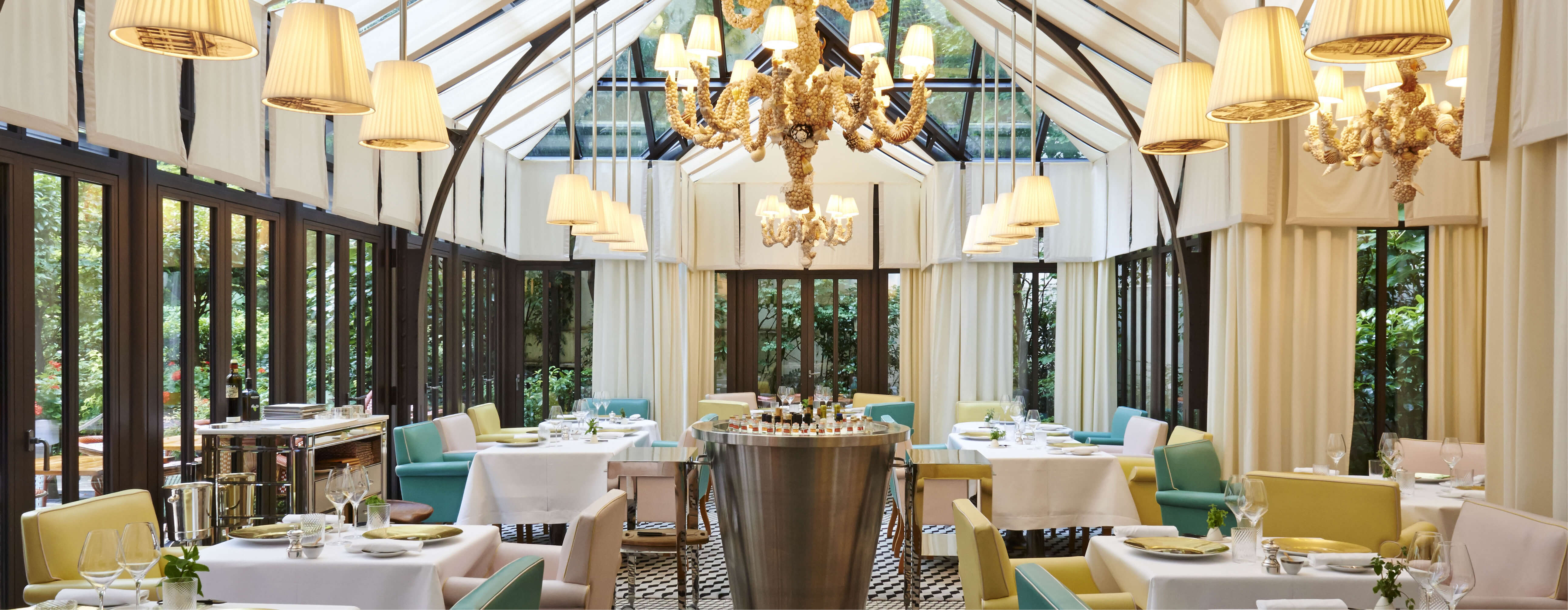 Boutique Luxury Hotel in Paris - Le Royal Monceau Raffles