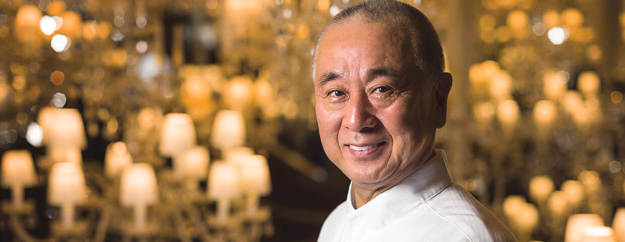 Matsuhisa Paris at Raffles Paris