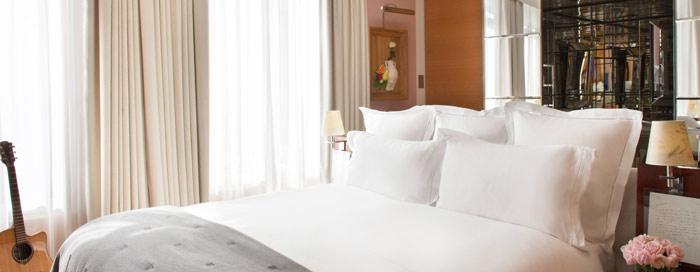 Suite Deluxe au Raffles Paris