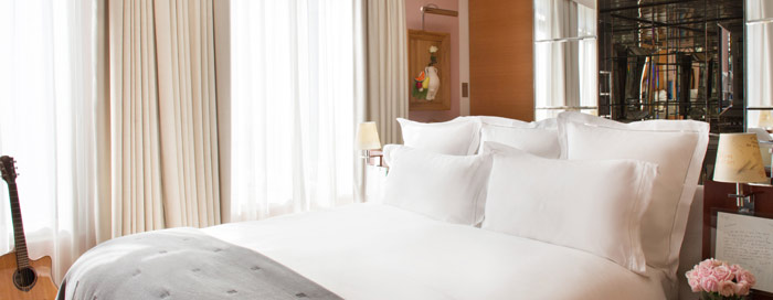 جناح فاخر بفندق رافلز باريس (Raffles Paris)