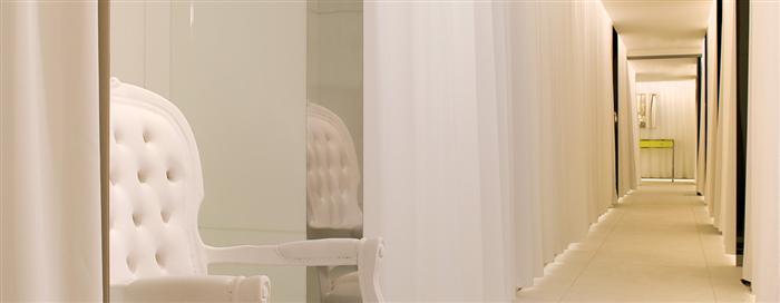 غرف العلاج في فندق رافلز باريس (Raffles Paris)