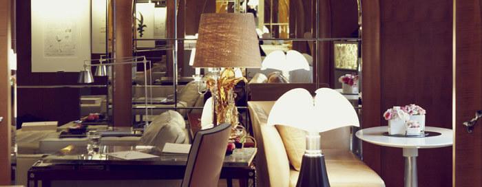 Фирменный люкс в Raffles Paris