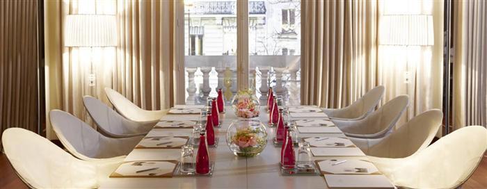 Meetings at Raffles Paris