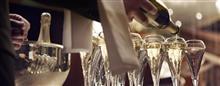 Шампанское в Raffles Paris