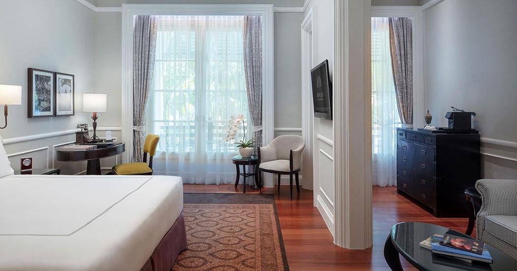 La renaissance du luxe, la nouvelle offre Raffles