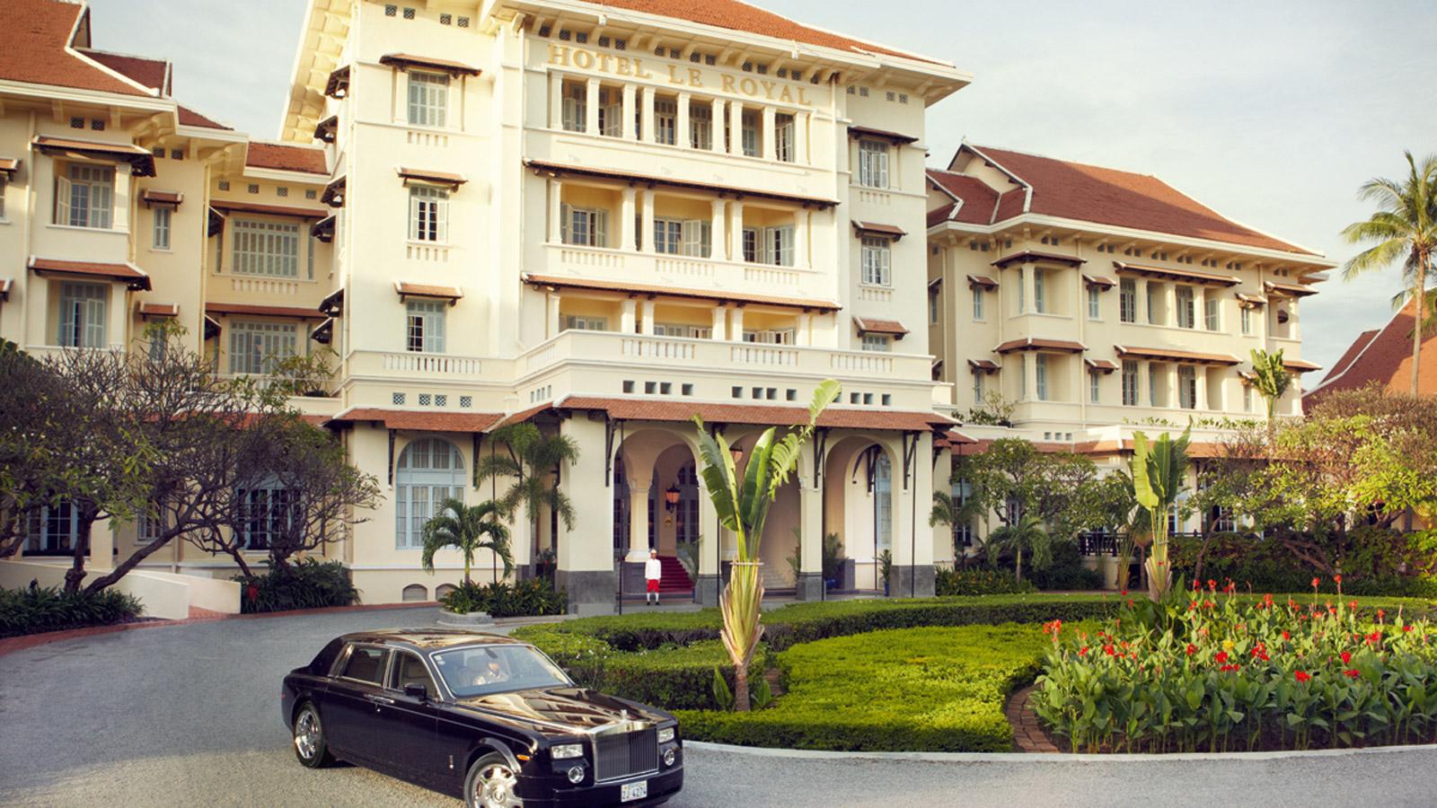 فندق رافلز لو رويال (Raffles Hotel Le Royal)