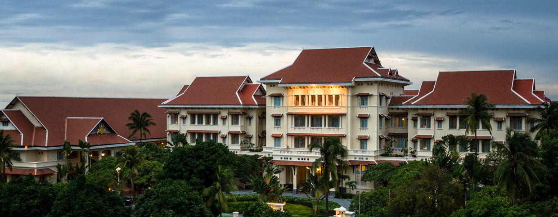 Raffles Hotel Le Royal(ラッフルズ ホテル ル ロイヤル)