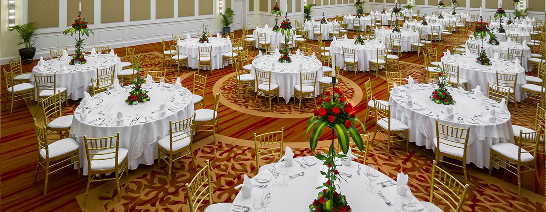 Raffles Hotel Le Royal(ラッフルズ ホテル ル ロイヤル)のロイヤル ボールルーム