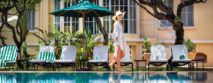 Raffles Hotel Le Royal(ラッフルズ ホテル ル ロイヤル)の早期ご購入
