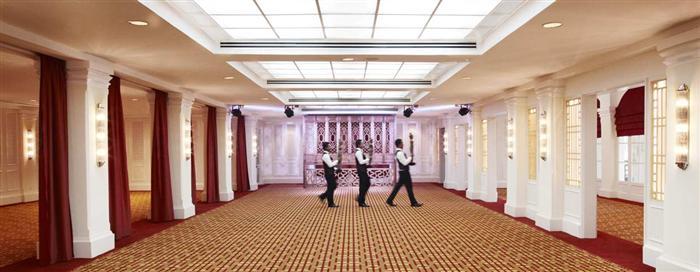 Raffles Hotel Le Royal(ラッフルズ ホテル ル ロイヤル)のエンプレス ルーム