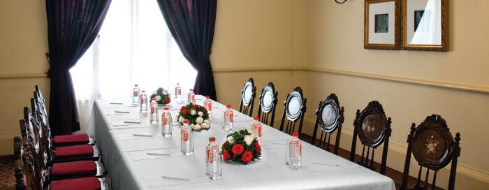 Raffles Hotel Le Royal(ラッフルズ ホテル ル ロイヤル)のビジネスサービス