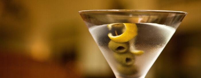 Martini Madness at the Elephant Bar